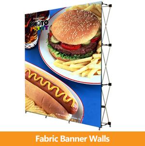 Banner Walls Fabric
